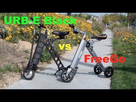 NoS URB-E - RACE: FreeGo vs URB-E