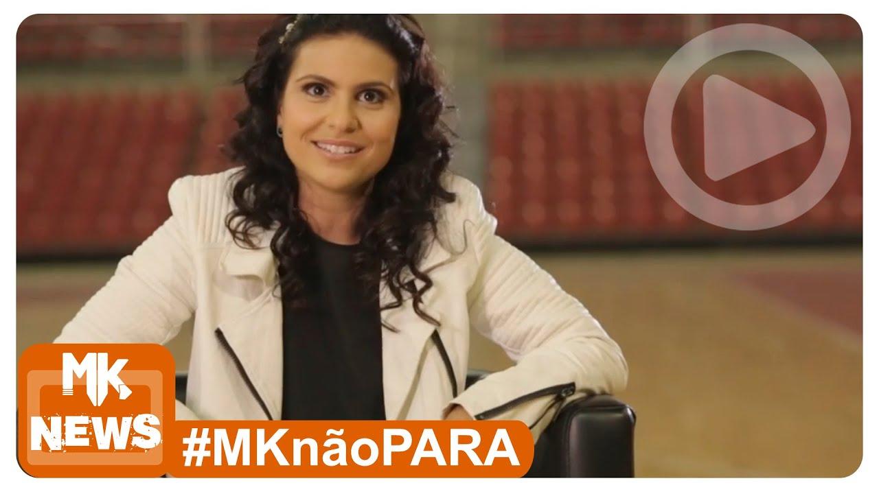 Aline Barros - Especial DVD Extraordinária Graça na RedeTV - (#MKnãoPARA)