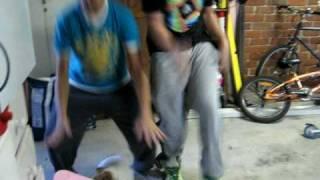 funny dog dance Thumbnail