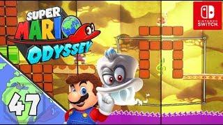 Super Mario Odyssey Let's Play ★ 47 ★ Super Paravent Mario Bros ★  Deutsch