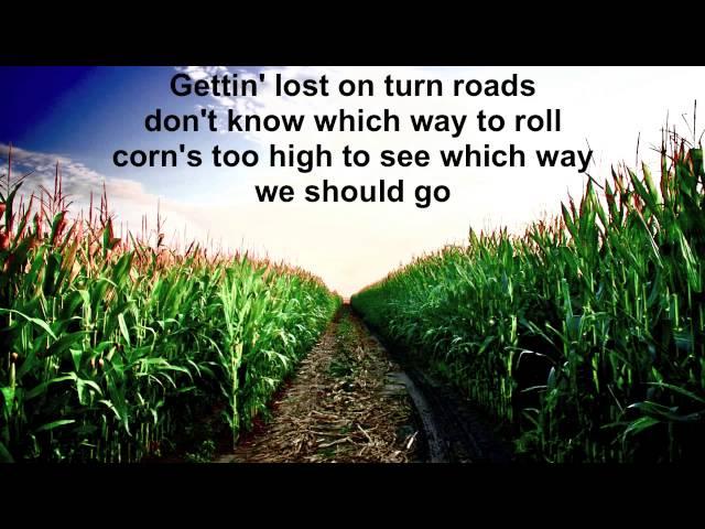 Dylan Scott - Turn Rows (Official Lyric Video)