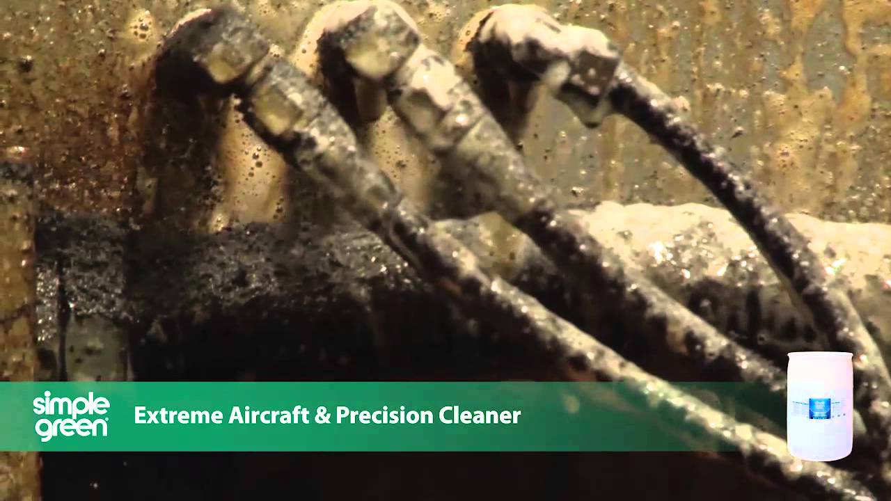 Simple Green Extreme Aircraft Precision Cleaner