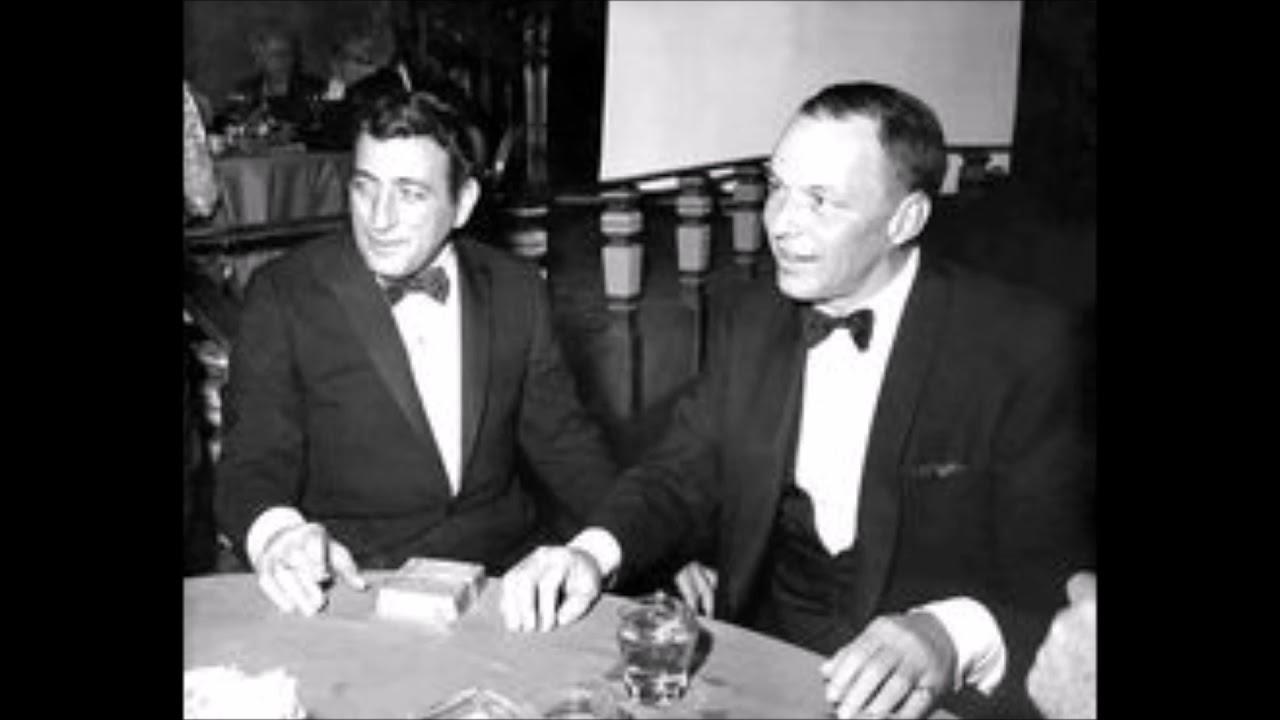 Frank Sinatra Tony Bennett New York New York Youtube