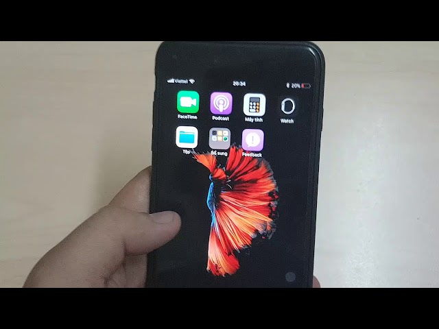 ?n ?ng d?ng trên iPhone iPad không c?n Jailbreak