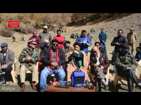Chairman Legislative Council Sudden Visits to Umba and Sangrah     By ladakhtimes    Ladakh Times  