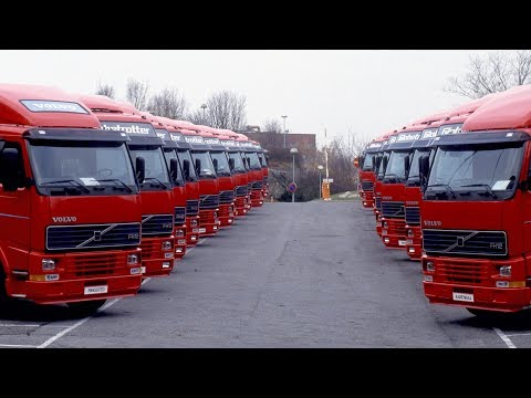 Volvo Trucks - The Story Behind The Volvo FH (Volvo FH 25 Years)