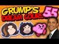 Grump's Dream Course: Obama Watches Game Grumps - PART 55 - Game Grumps VS
