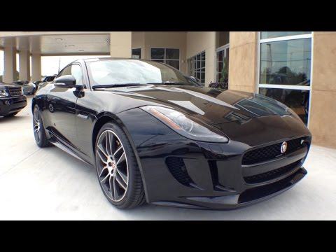 Jaguar Xf Interior 2015 Jaguar F-Type R C...