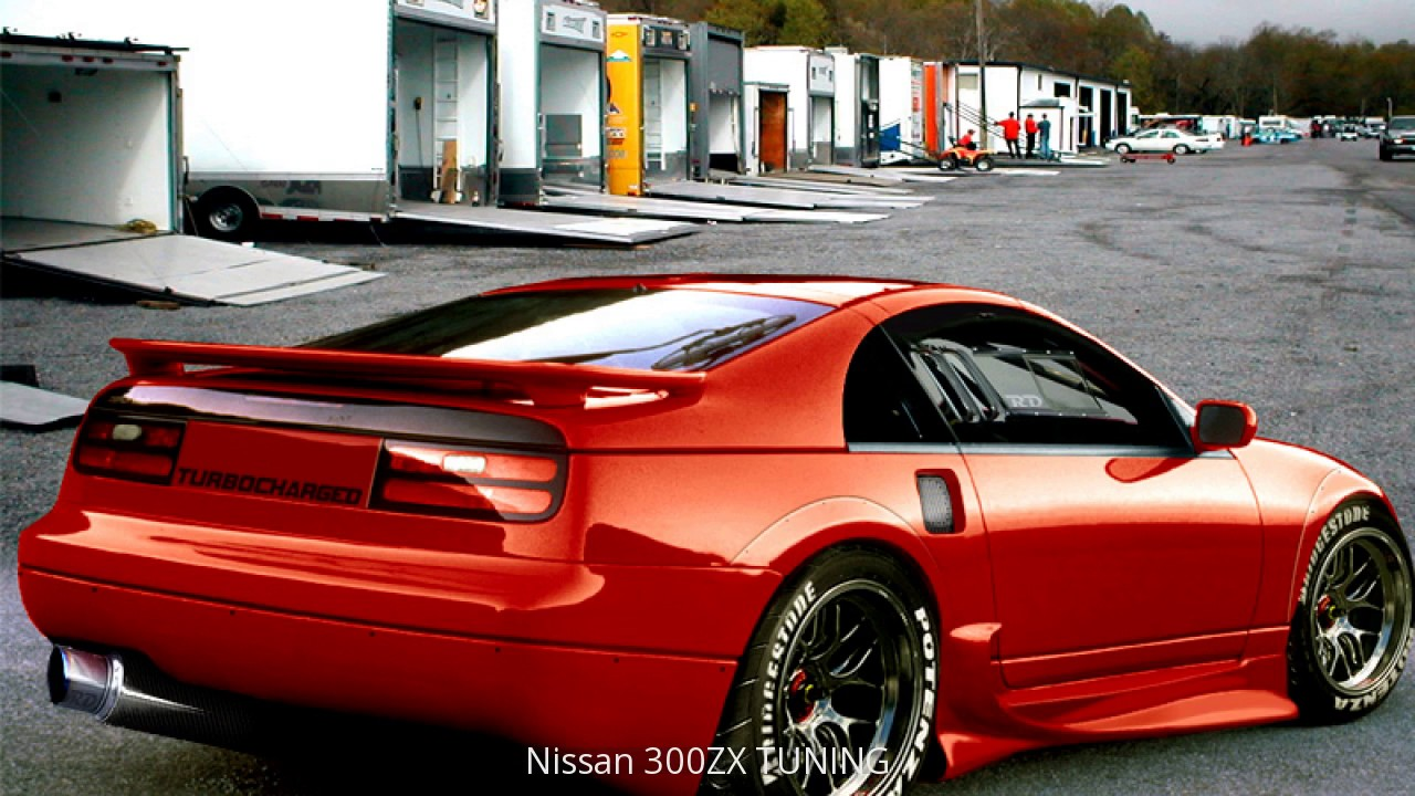nissan 300zx tuning - pics - youtube