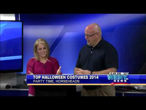 Party Time 'Top Halloween Costumes' Interview 10 10