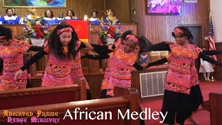 "African Medley ""My Native Land"""