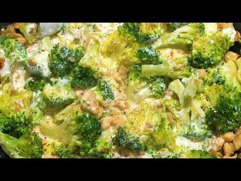 20-de-minute-și-o-tigaie!-cea-mai-delicioasă-rețetă-cu-broccoli!-olesea-slavinski