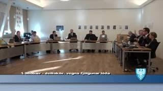 Fundur Bæjarstjórnar 4.október 2016