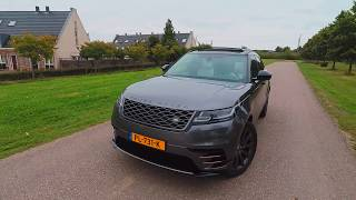 RANGE ROVER VELAR D300 SE R DYNAMIC CINEMATIC VIEW BY DRIVE711