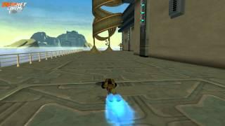 Ratchet & Clank 2 - Demostración de todo el juego y Museo Insomniac - Parte 31 HD