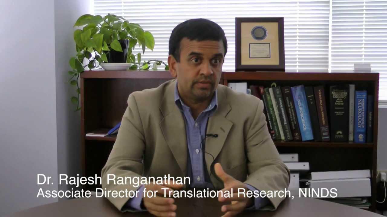 Dr rajesh ranganathan explains the nih blueprint neurotherapeutics dr rajesh ranganathan explains the nih blueprint neurotherapeutics network malvernweather Image collections