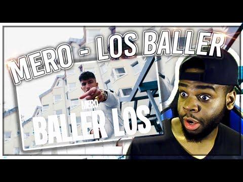 MERO - Baller los  REACTION!!