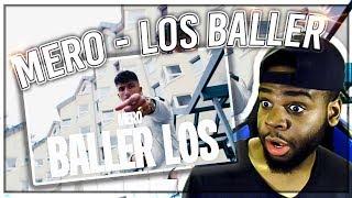 MERO - Baller los (Official Video) REACTION!!