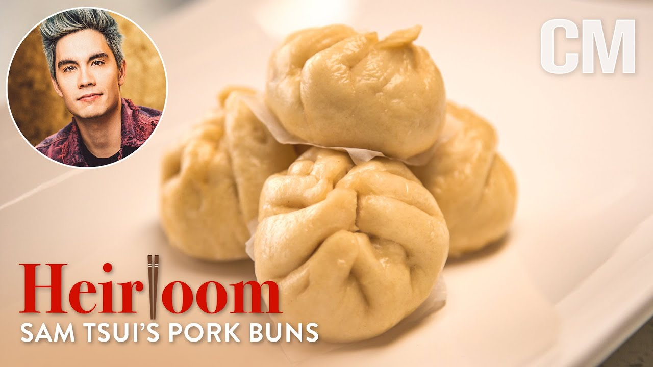 Heirloom: Sam Tsui's Aunt Cindy's Delectable Pork Buns