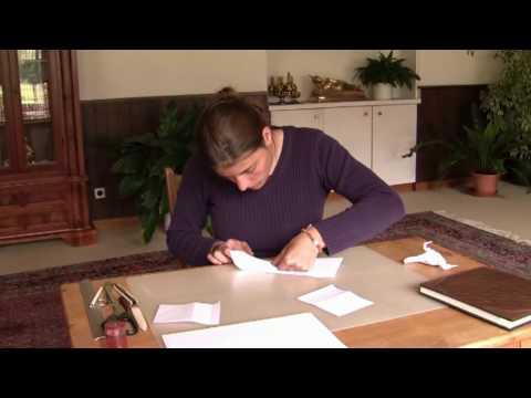 Buddhist Art - Origami Buddha