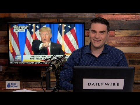 The Ben Shapiro Show Ep. 234 - Media Smack Themselves In The Face With Russian Urine