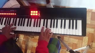 El baile del san juan tutorial en teclado Roger teclas