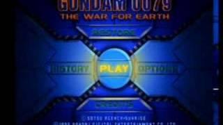 [PS]GUNDAM The War 4 Earth