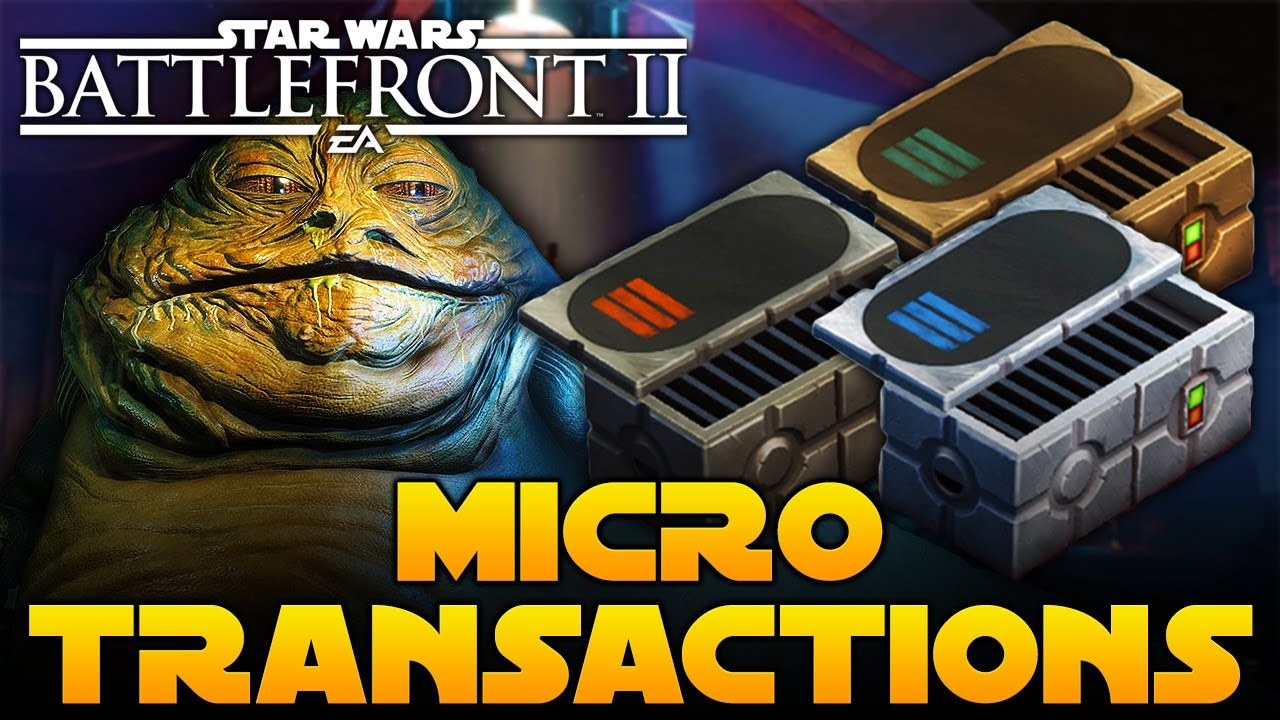 Star Wars Battlefront I, II, III: В Star Wars Battlefront 2 отключили микротранзакции