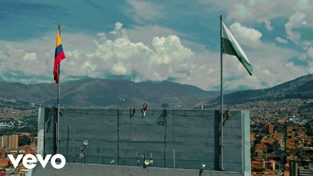 Maluma - Medallo City - Shines a positive light on Medellin