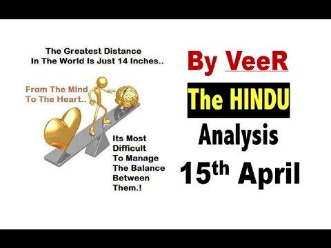 15 Apr-2017-The Hindu Editorial + PIB Analysis-[India & China, USA & North Korea ]