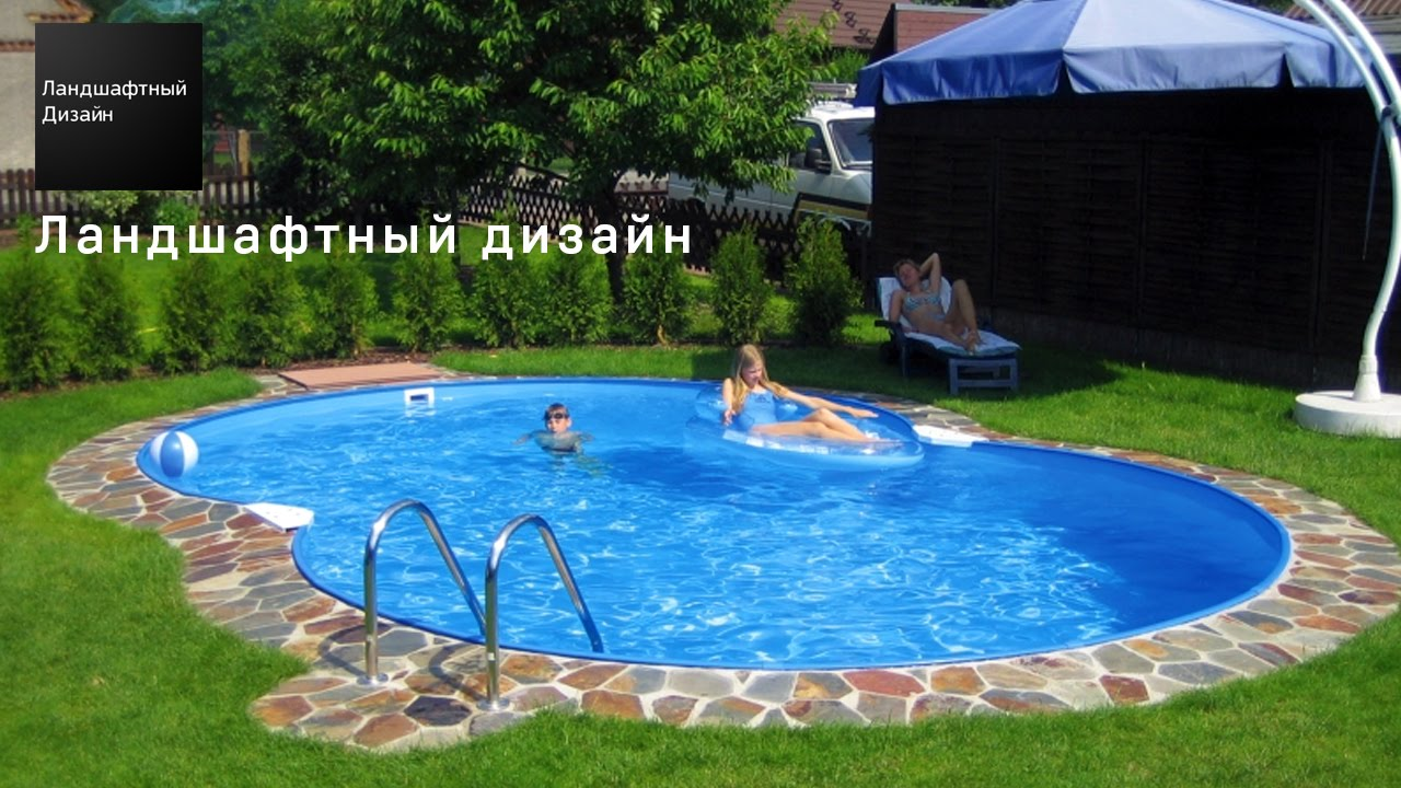 Акриловый бассейн своими руками