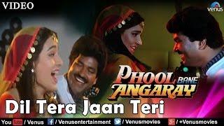 Dil Tera Jaan Teri (Phool Bane Angaray)