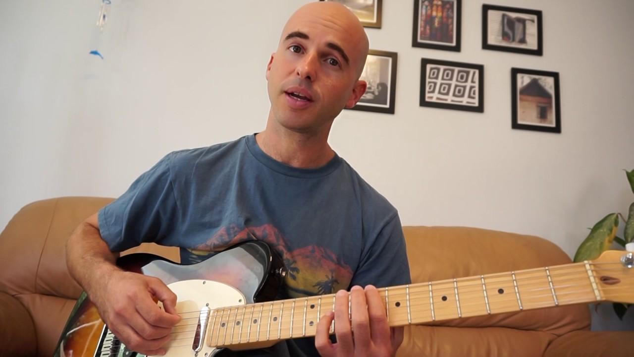 לימוד גיטרה חשמלית למתחילים באינטרנט – כך תעשו זאת נכון