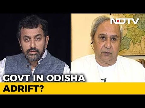 Ridiculous To Say I'm Not In Charge: Odisha Chief Minister Naveen Patnaik