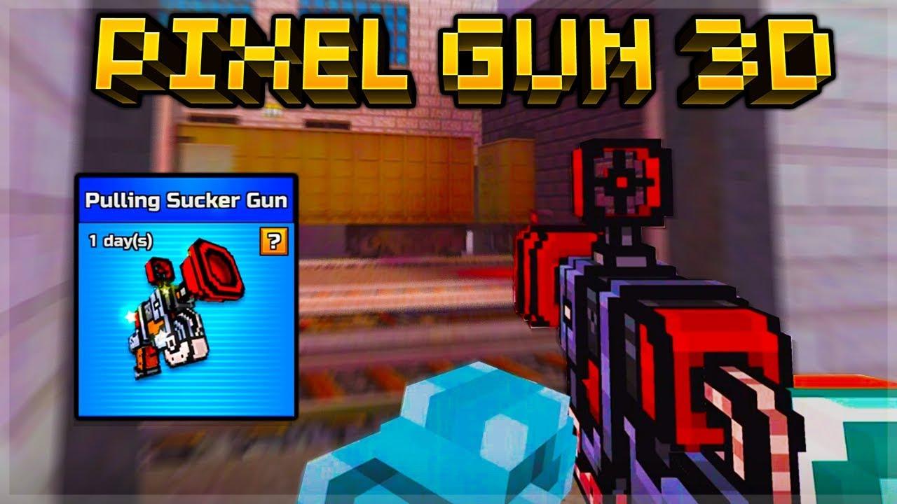 Pixel Gun 3D | F2P OMG! Pulling Sucker RETURNED & it's cheap!