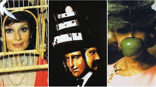 Okkulte Bilder der Rothschild Party 1972