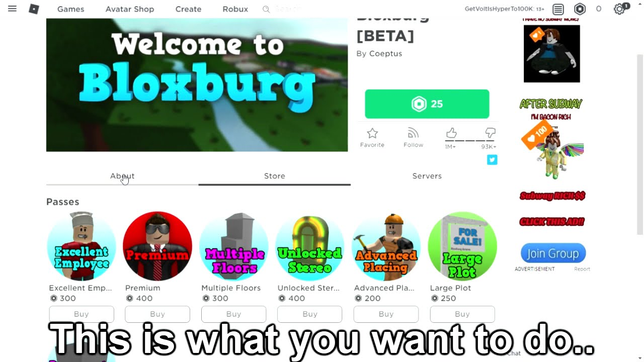 How To Play Bloxburg For Free 2020 Roblox Youtube