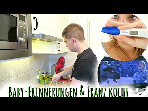 Franz kocht & dekoriert wie ein Profi! | Familienvlog #81