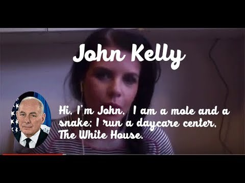 24. John Kelly_What side is John Kelly On_Mueller Investigation