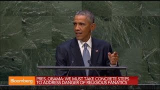 Obama: No God Condones the Terror of Islamic State