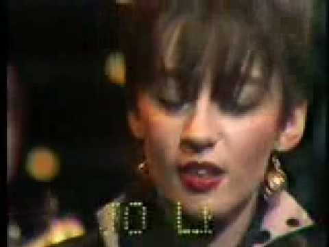 Jo Lemaire + Flouze - Je Suis Venue Te Dire Que Je M'en Vais - Synthpop French 80's