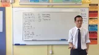 Introduction to Matrices (1 of 3: Systems of Linear Equations)