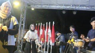 Nissa Sabyan Gambus Live PCNU Kota BandungLaukana Bainanal Habib