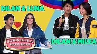 Dilan Gombalin Milea, Luna Maya: Aku Juga Mau Digombalin!! - Suka Suka Sore Sore (21/2) PART 1 MP3