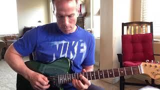 Thunder High On The Mountain intro by Joe Satriani