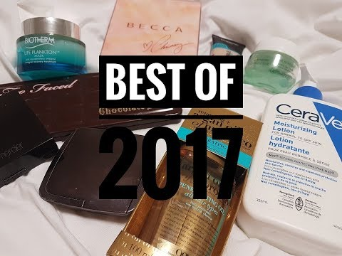 Best of 2017! Beauty, Haircare, Fashion and Lifestyle!