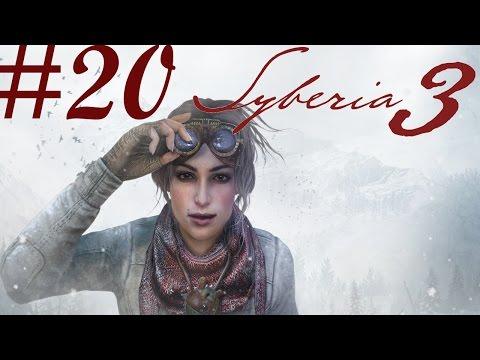Syberia 3 Walkthrough part 20 |
