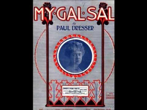 Byron G. Harlan - My Gal Sal (1907)