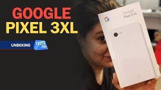Google Pixel 3XL | Unboxing | Tech Tak