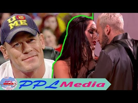 John Cena knew answer to relationship with Nikki Bella when she proactively kissed Artem Chigvintsev
